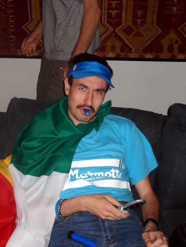 Cristiano (Italia-Nuova Zelanda) 1